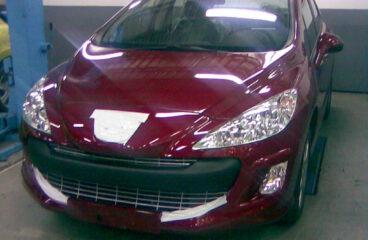 Peugeot 308 開始交車